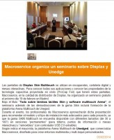 Macroservice en Portal Informático febrero 2014