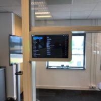 ProDVX white cover screen bezel