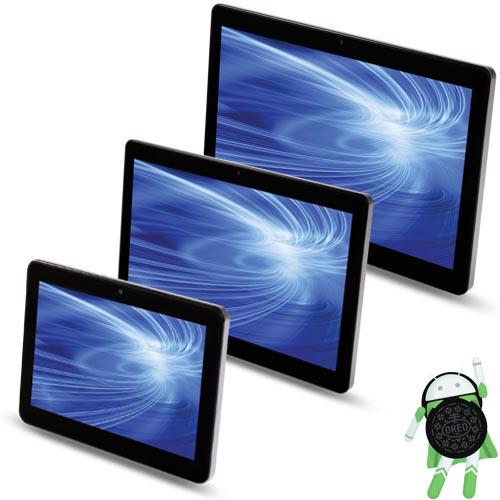 monitores táctiles con pc android